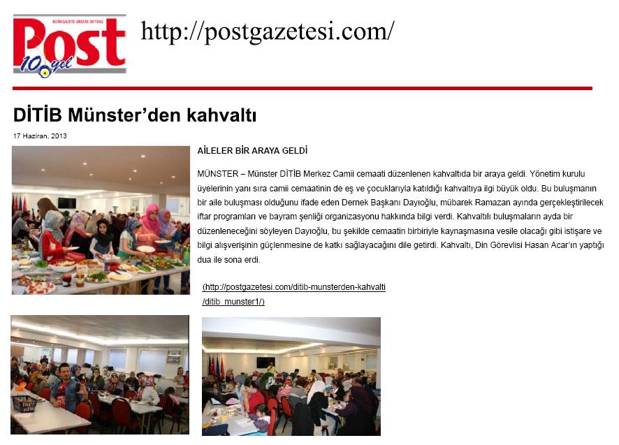 DITIB-Münster'den-kahvalti-—-POST-Gazetesi